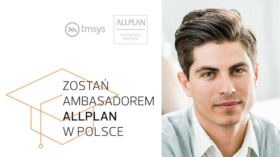 Zostań ambasadorem oprogramowania Allplan w Polsce!