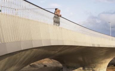 1000 metrów perfekcji: Rozbudowa mostu Waal w Holandii