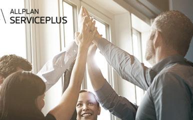 Allplan Serviceplus – nowa usługa dla użytkowników Allplan