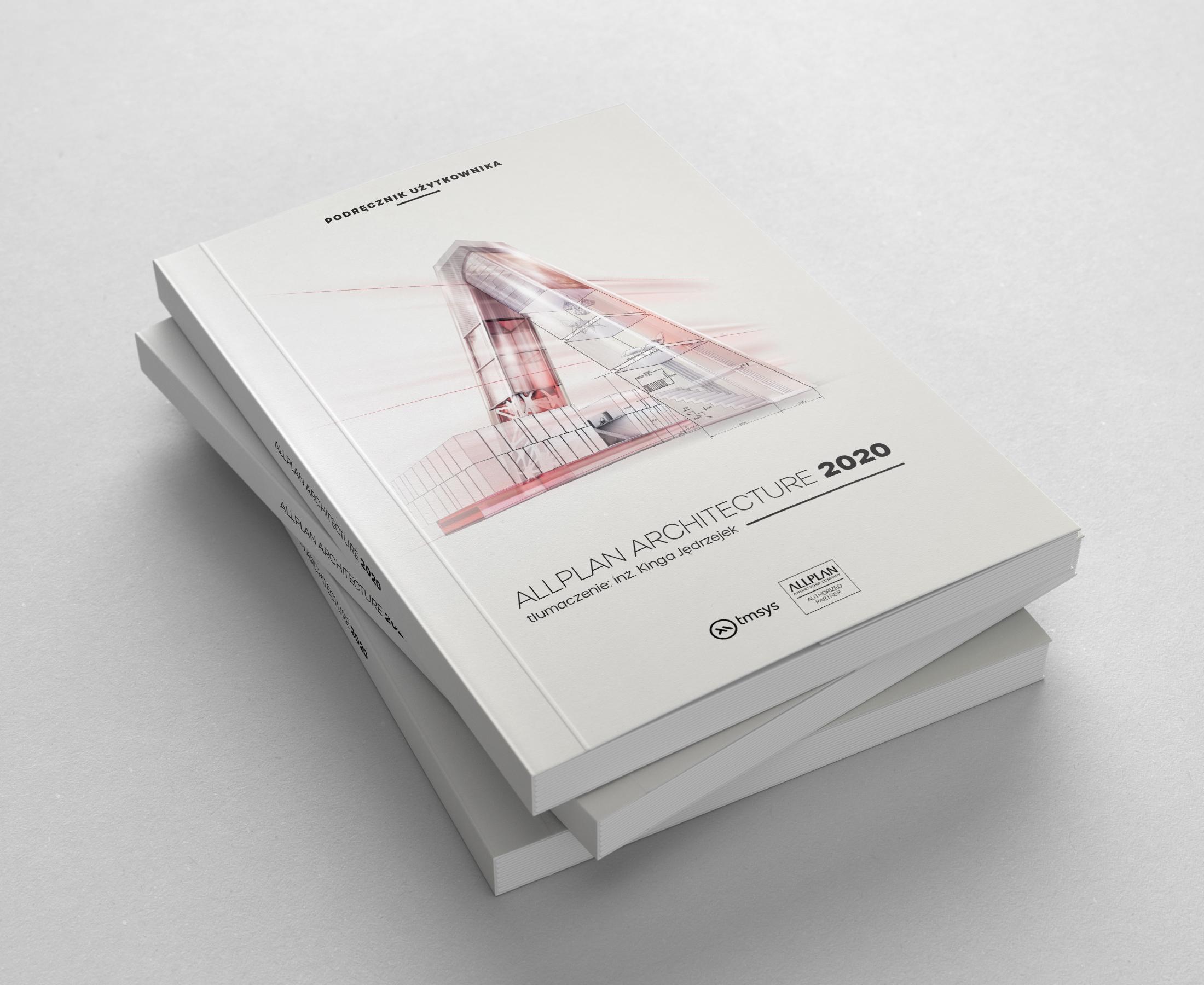 Podręcznik Allplan Architecture 2020 już jest!