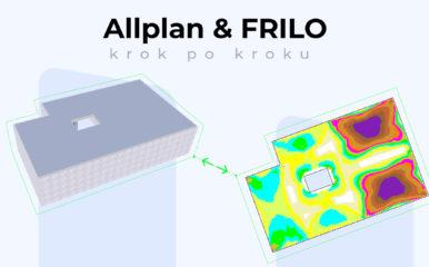 Tutorial: Allplan & FRILO krok po kroku