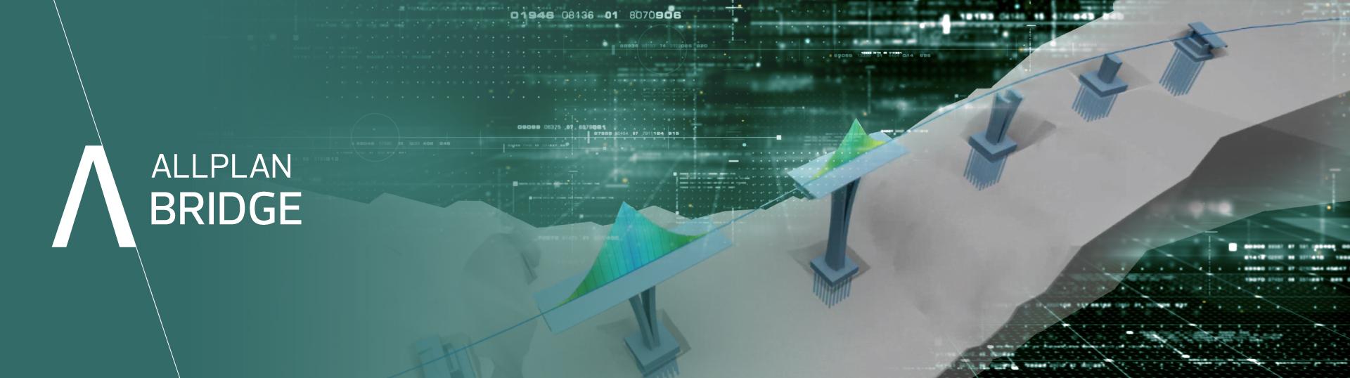 Weź udział w infraMOST i poznaj możliwości programu do projektowania mostów Allplan Bridge!