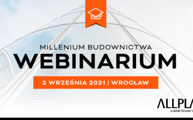 """Seminarium z cyklu """"Architektura i Budownictwo"""" – 02.09.2021 r. we Wrocławiu: """"Współpraca branżystów w oparciu o platformę CDE – na przykładzie Bimplus"""""""
